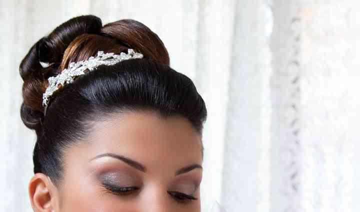 Make up wedding