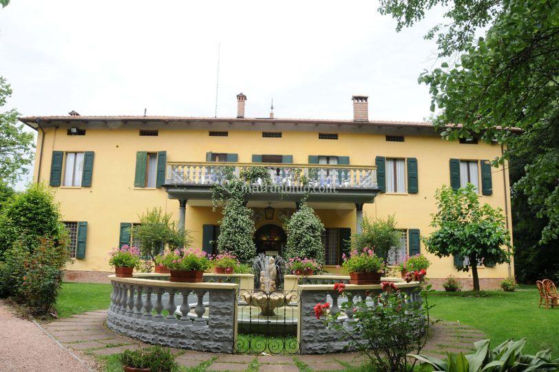 Villa casino riva modena