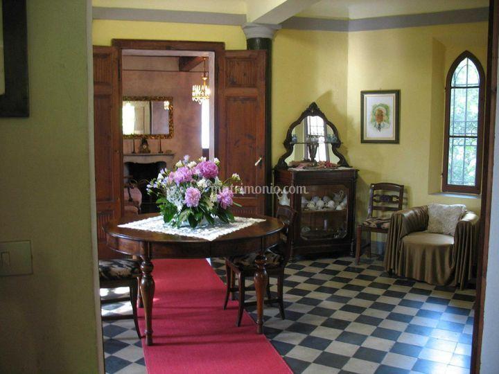 Villa crocioni - ottagono