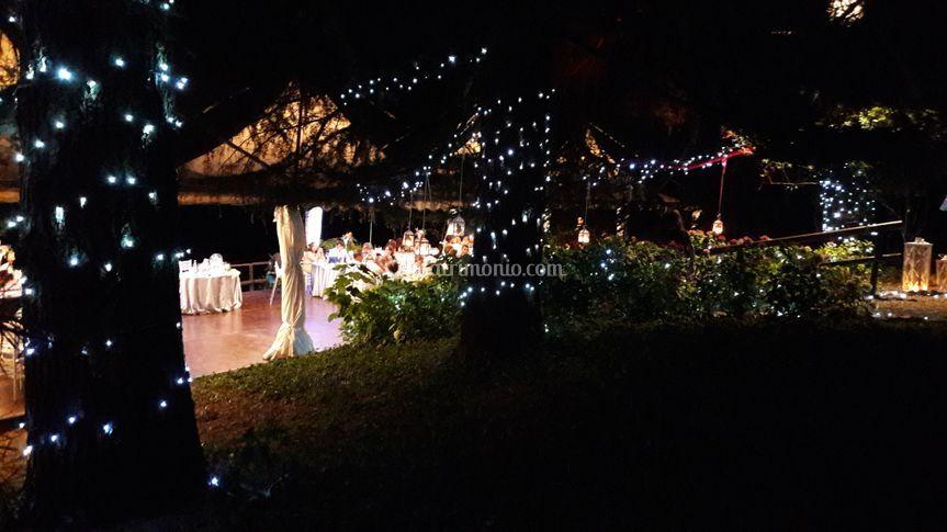 Villa Crocioni - notturno
