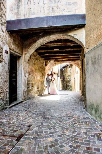 Wedding in Chiasso
