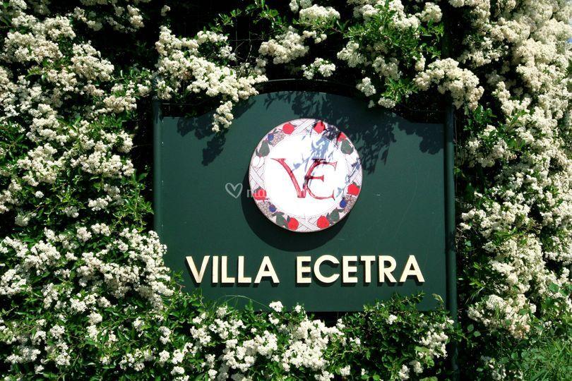 Logo villa ecetra