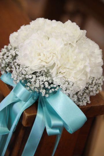 Composizione floreale Tiffany