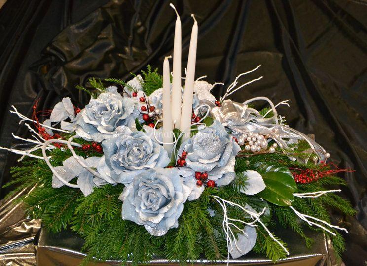 Matrimonio Natalizio Fiori : La bottega dei fiori
