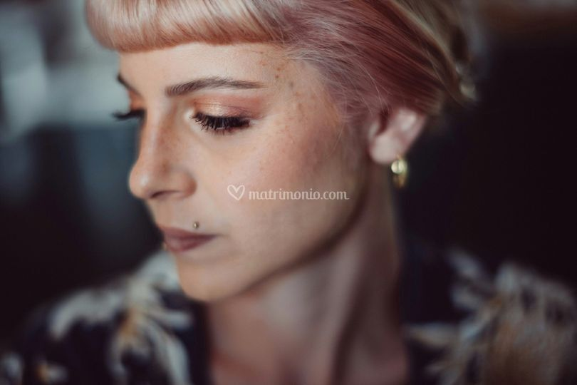 Giulia Nepote Makeup Artist