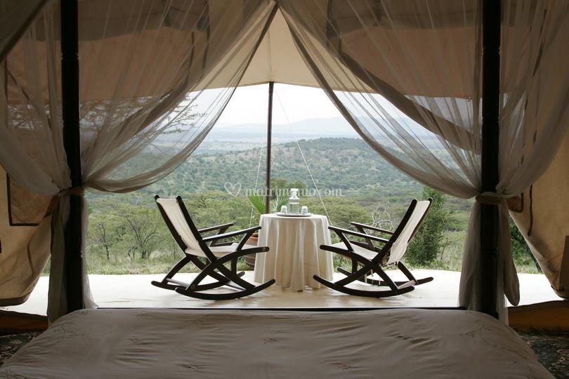 Tenda Safari