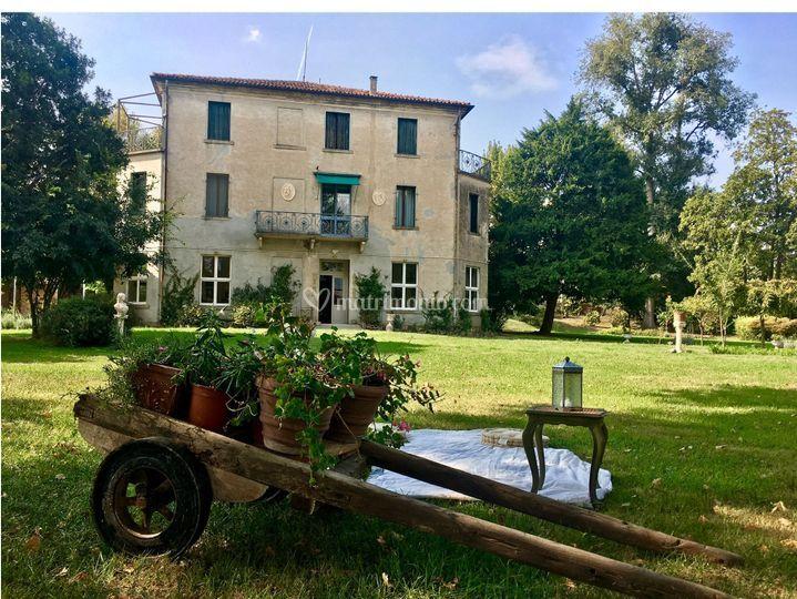 Villa Marchiori dei Cappuccini