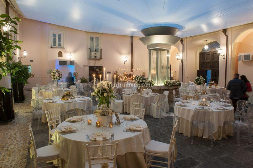 La sala contessa Ferrara