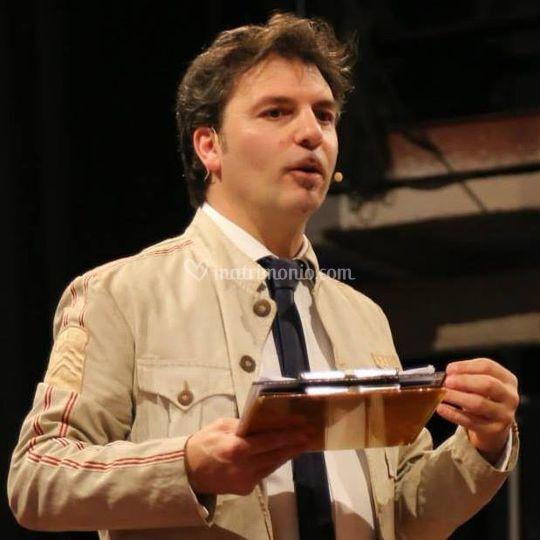 Art director Giuseppe Bennica