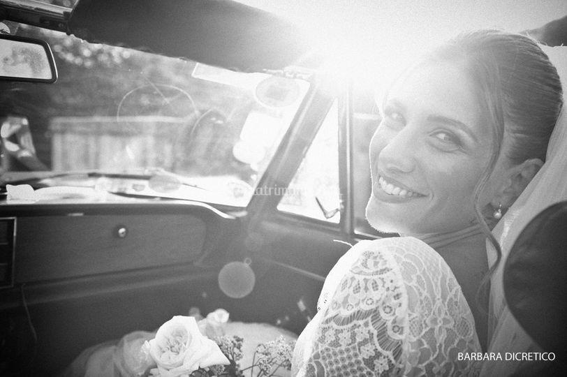 La luce la gioia della sposa