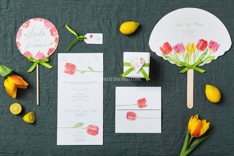 Noemi Russo Wedding Stationery