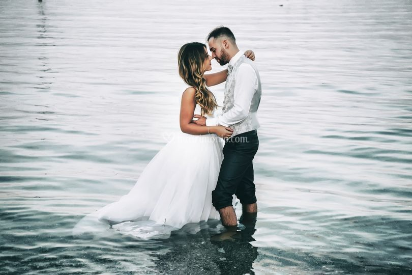 Seconda esterna sposi