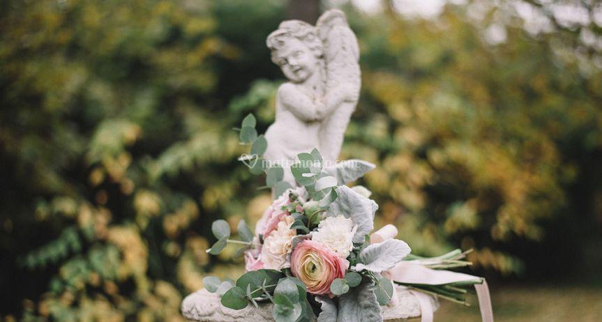 Romantico giardino