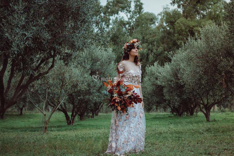 La sposa boho chic