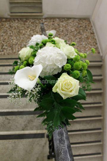 Bianco per la cerimonia civile