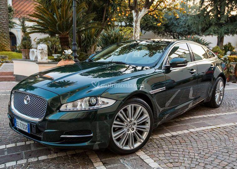 Jaguar XJ British
