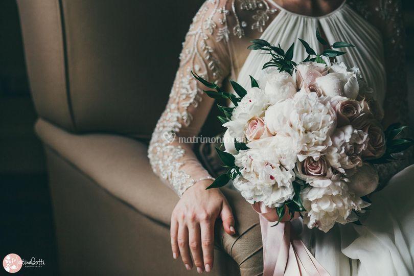 Wedding bouquet palermo