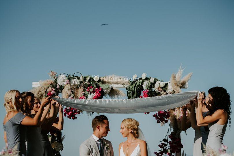 Matrimonio isole eolie