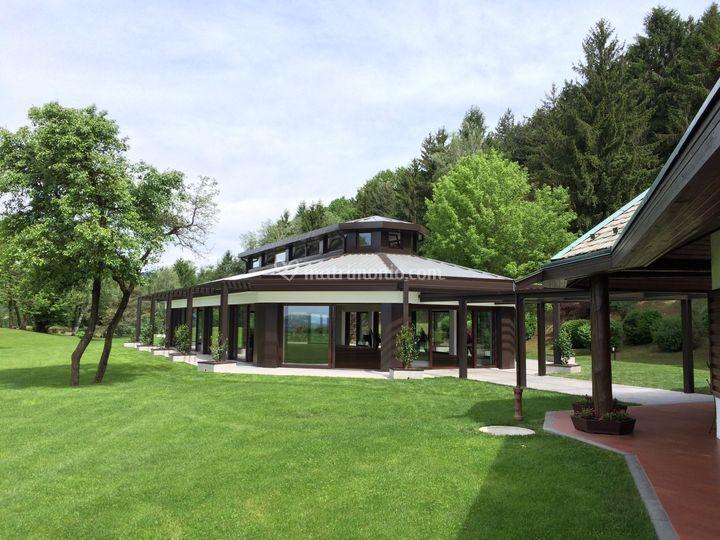 Nuova sala Villa Repui