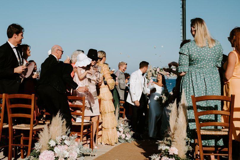 Tonnara di scopello wedding