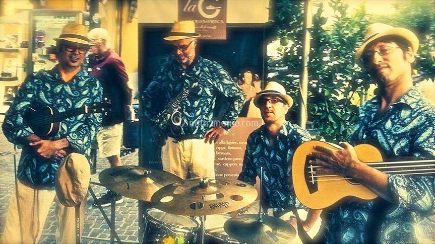 Uke Swing - Italian Swing