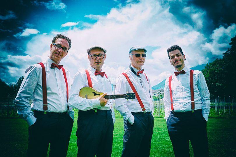 Uke Swing  - Swiss Tour
