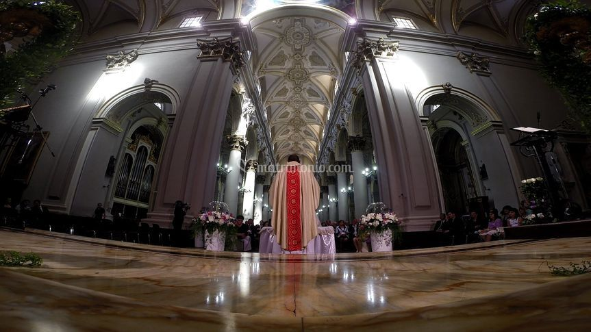 Interno chiesa GoPRO