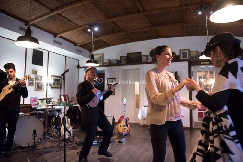 Uke Swing a Zurigo