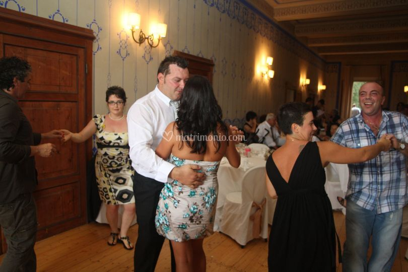 Olga e Francesco