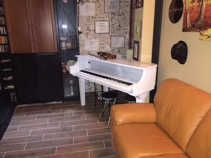 Pianoforte per aperitivo