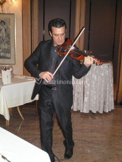 Aperitivo con Violino