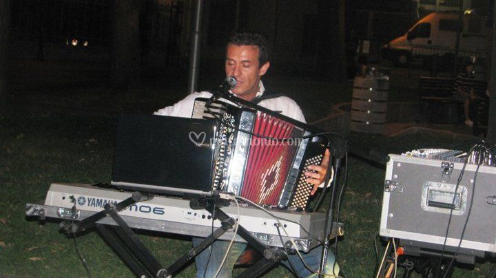 Massimo fisarmonica