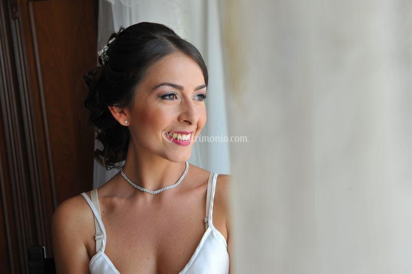 Make up sposa Rossella