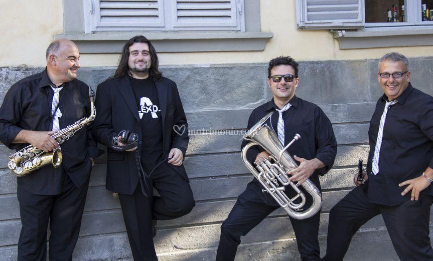 Alex Casini & Band