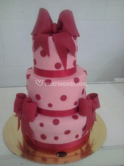 Cake Design Treviso : Torte decorate con fiori di Arte & Cioccolato Foto