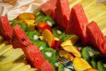 Composizione frutta buffet