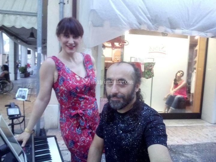 Elisa e Nicola