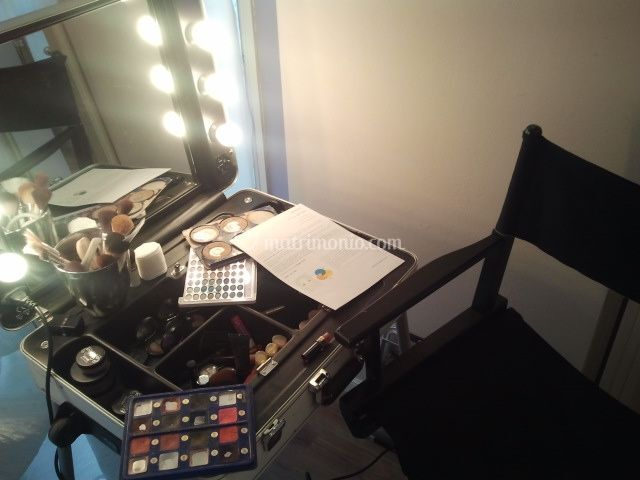Makeup Stage