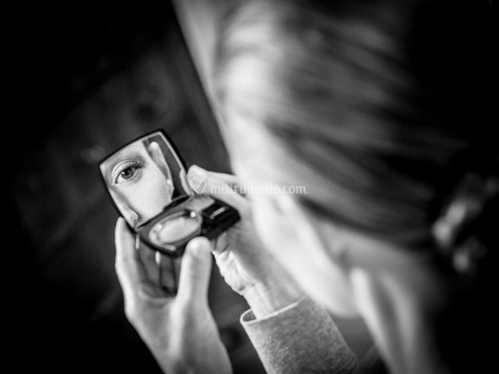 Dettagli makeup sposa