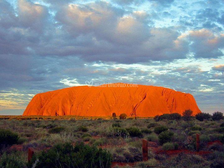 Ulururu, Australia