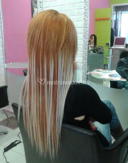 Estensione dei capelli