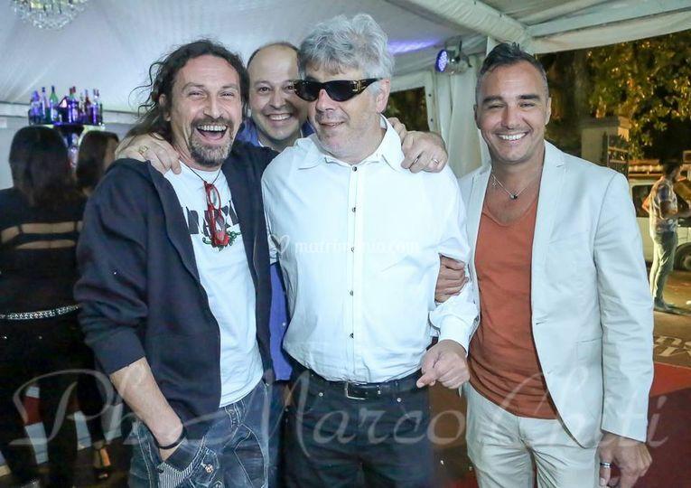 Concerto con Aleandro Baldi