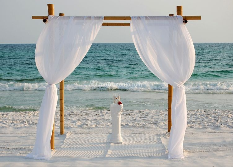 Matrimonio sulla spiaggia?