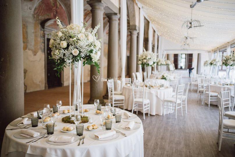 Wedding in un Castello