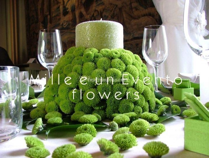 Matrimonio In Verde : Matrimonio trendy in verde