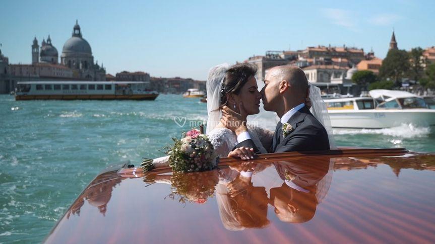 Jonida e Marco | Venezia