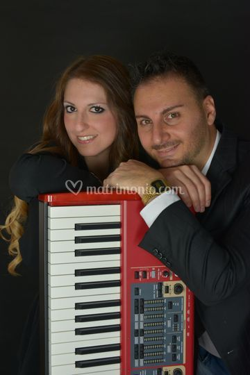 Ivan Lijoi e Laura Giunta