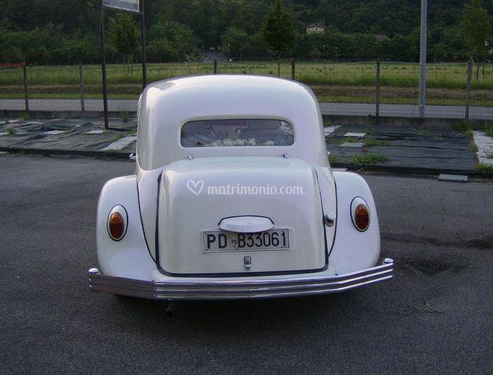 Auto per le nozze