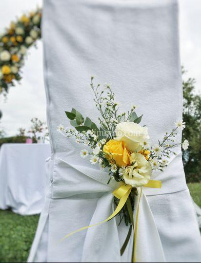 Mini bouquet sposi