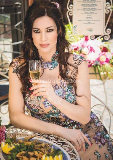 Cliscé 2020 - Manuela Arcuri